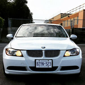 2006 BMW 323i BABY LOW KM