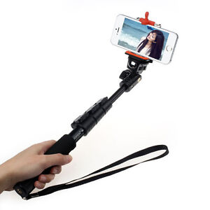 For Sell Extendable Handheld Monopod Tripod Adapter for iPhone 5