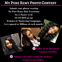 Pure Remy Hair w/$$ Back Guarantee
