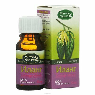 100% naturreines ätherisches Ylang Öl Ylangöl 10ml