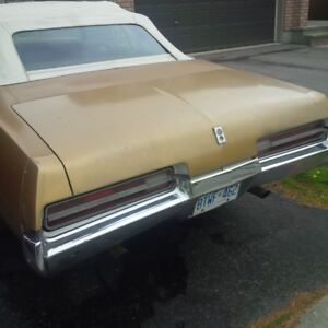1972 Buick Convertible sale or trade