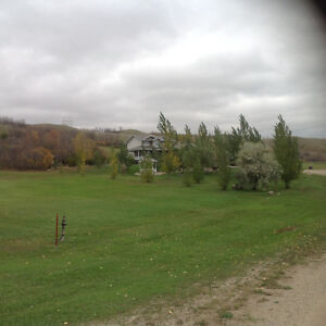 Scenic Qu'Appelle Valley  acreage lots for sale