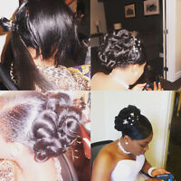 Makeup artist & hairstyle for /wedding/prom/ personal