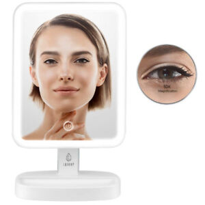 LED Illuminated Cosmetic Mirror
