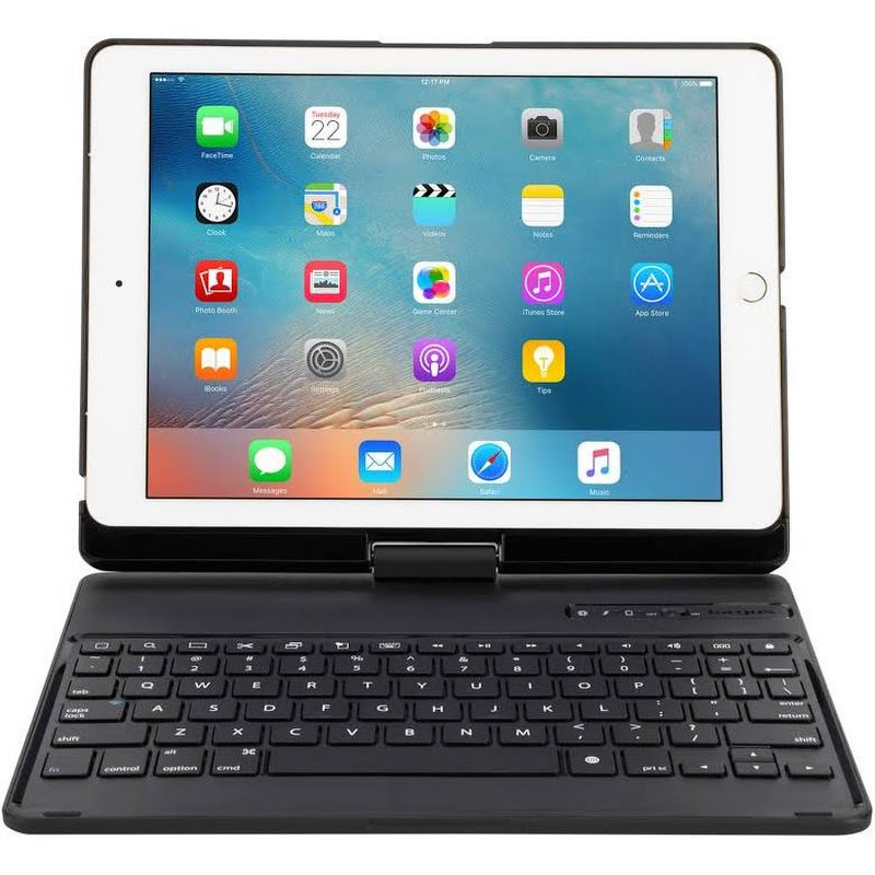 Targus VersaType Keyboard Case for iPad , 9.7-Inch iPad Pro,