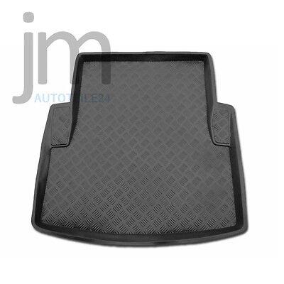 Gummierte Kofferraumwanne für BMW 3er E90 Vor-Facelift Limousine Stufenheck 4-tü