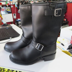 Oxford Cruiser Leather Motorcycle Boots ONLY $100 Re-Gear