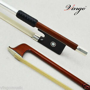 4/4 NEW. AN OUTSTANDING PERNAMBUCO Violin Bow for Expert Use.