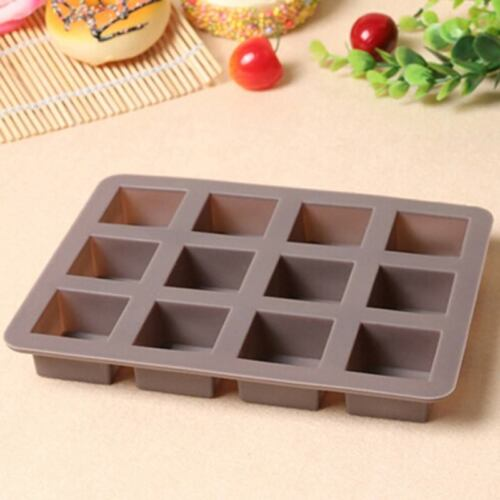 Chocolate Cookies 3D Silicone Tires Wheel Mould Bakeware Fondant Cake Molds BL3