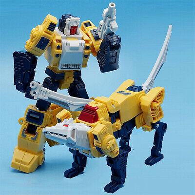 NEW Transformed MechFansToys TOYS VS-02 wolf warrior boy toys In Stock  ! for sale  China