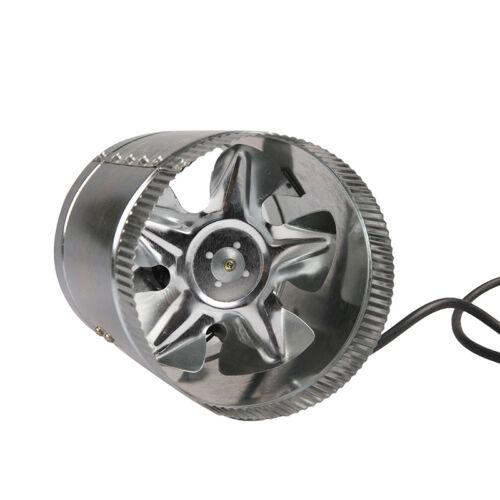 "VIVOSUN 4"" 6"" 8"" inch Inline Duct Booster Fan Ventilation Ex"