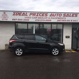 2013 Ford Escape SE SUV, AWD,ACCIDENT FREE,CERTIFIED