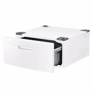 Samsung Dryer Pedestal (White)