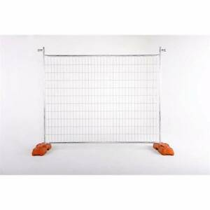 New Temporary Fencing Panel 2.4m x 2.1m (WxH) From $41 plus GST Richlands Brisbane South West Preview