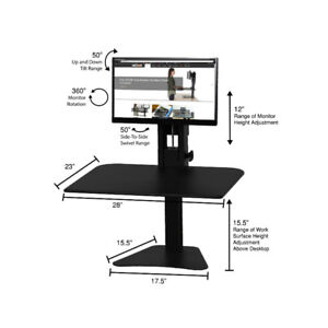 DC300 SIT STAND DESK