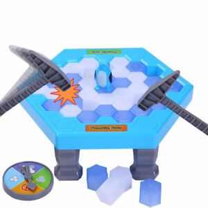 Penguin Trap Puzzle Toy game