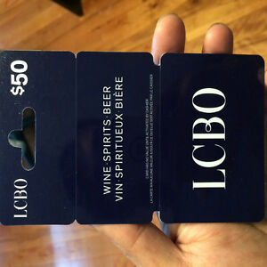 LCBO Gift Card Valued at $50