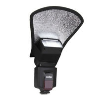 For Sell Flash Diffuser White Reflector Softbox Silver for Yongn