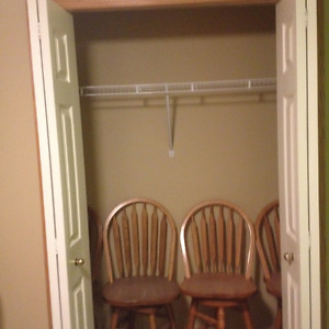 3-Bedroom Walk out basement $1,500.00  For June  (All inclusive)