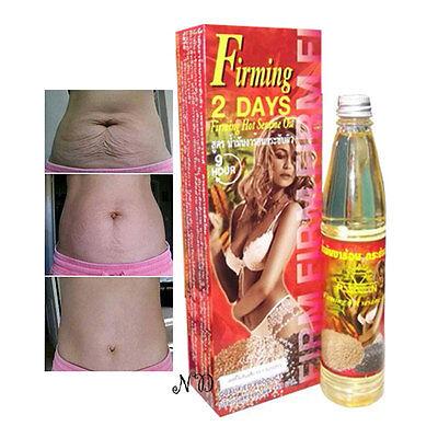 Hot Sesame Massage oil Wonderful  Firming 2 Days burn & Reduce Cellulite 95 (Hot Sesame Oil)