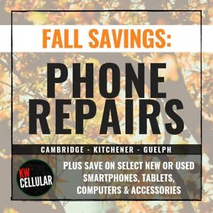 KW CELLULAR: Phone and Tablet Repair