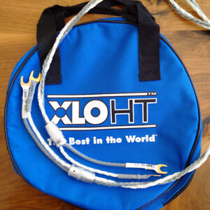 FOR SALE - XLO SPEAKER CABLES
