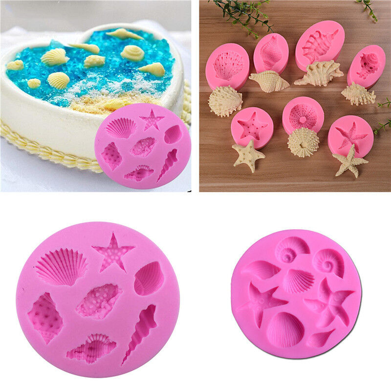 Kitchen /& Baking Things 9 cavity Silicone Mold for Fondant GP Chocolate Crafts