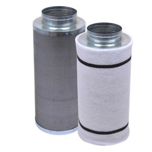 """6""""/8""""/10"""" Inline Preactivated Carbon Filter"""