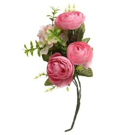 Very pretty pink Rose bunch