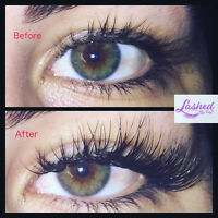 December Promotion - $70 Full Set Eyelash Extensions!