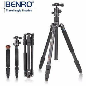 Benro A2682TB1 Travel Angel II Aluminium Tripod