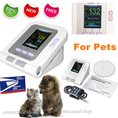 Digital Vet Veterinary Blood Pressure Monitorbp Cuff For Dogcatpets Software