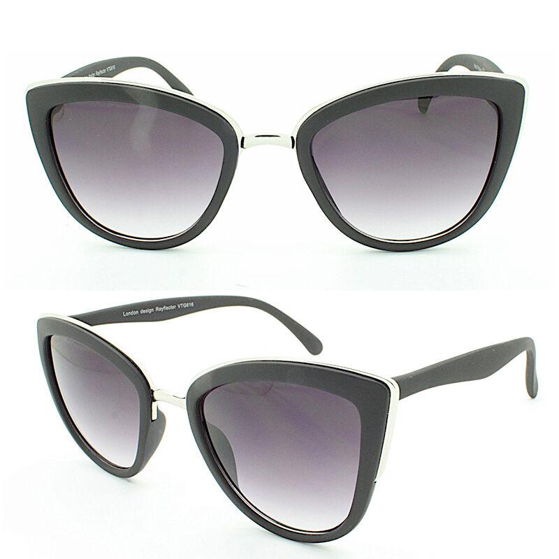 New Cat Eye My Girl Australia Style Sunglasses Ronette Fashion Ros Gold Bar Cats