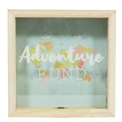 Aventura Fondo Caja - Ahorro Para Vacaciones Viaje Hucha