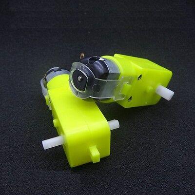 Gear Motor For Arduino Intelligent Car Gear Motor Tt Motor Robot Dc 3v-6v 148