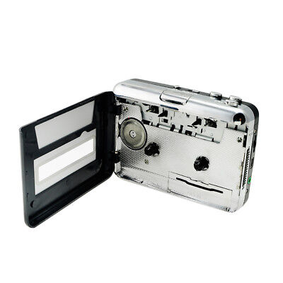 USA Tape to PC Super USB Cassette-to-MP3 Capture Audio Music Player CD - Cd Audio Mp3 Converter