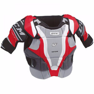 Women's L Hockey Shoulder Pads