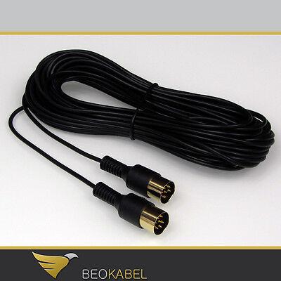 (3,19€/m) Powerlink Kabel MK3 dünn 10m für B&O BANG & OLUFSEN BeoSound BeoLab