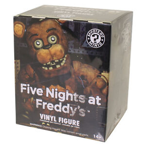 Funko Mystery Minis: Warcraft and Five Nights at Freddy's Kingston Kingston Area image 2