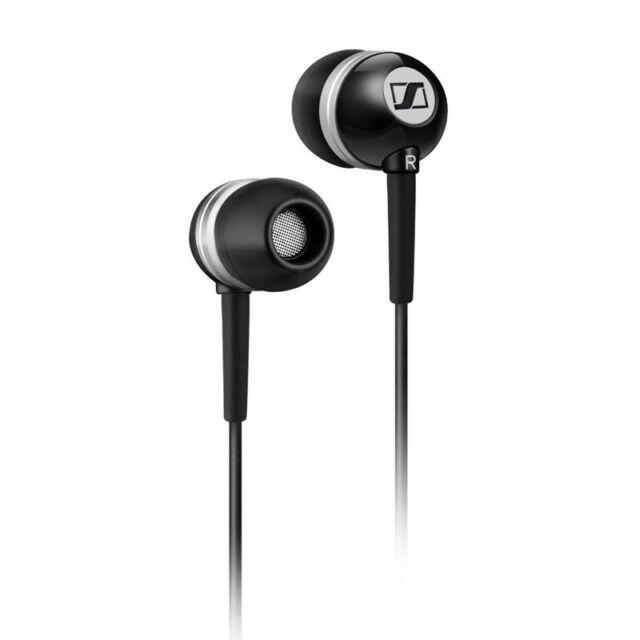 Sennheiser CX 300-II Precision In-Ear Kopfhörer schwarz 3,5mm