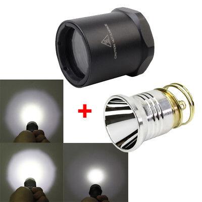 NOUVEAU EDC plus X60LT P60 Drop-in Pour Surefire 6p C2 CREE XP-L Hi V2 CW 1 mode