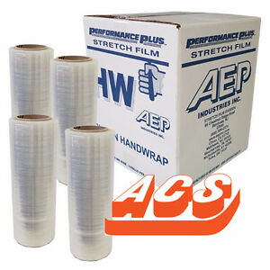 AEP Pallet Stretch Wrap Film. Per Roll. $12.95