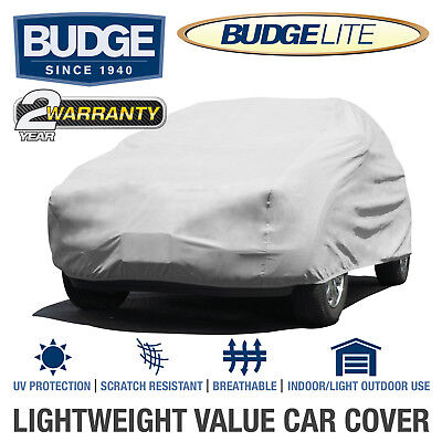 Budge Lite Suv Cover Fits Small Suvs Up To 135  Long   Uv Protect   Breathable