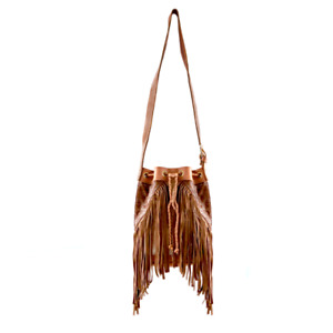 Fair trade bucket bag