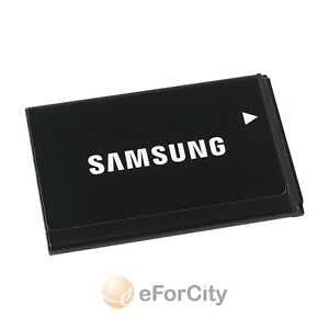 Samsung AB403450GZ Cellphone Battery For Model SCH-U540 SCH-U550 Genuine Replace
