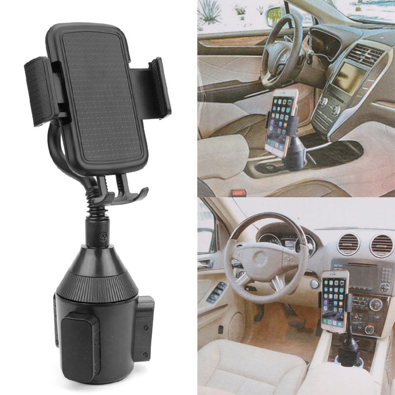 Phone car cup holder drawer lining paper