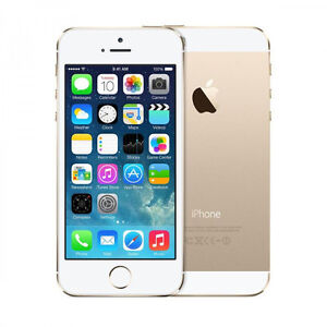 iPhone 5s white and gold Sarnia Sarnia Area image 1