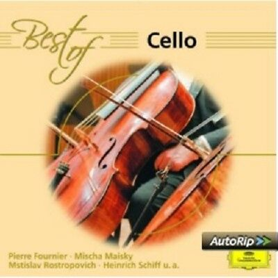 FOURNIER/HAIMOWITZ/MAISKY/ROSTROPOWITSCH/SCHIFF/+ - BEST OF CELLO  CD