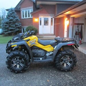 2012 Canam Outlander 800R XMR MUST GO!! GREAT SHAPE!!