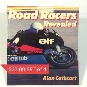 Set of 4 Exotic Motorcycle Books... $22 altogether